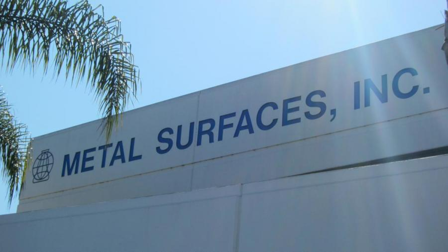 MSI Facts | Metal Surfaces Inc